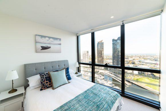 3 Bedroom / 2 Bathroom Apartments with Harbour View and Kids Area