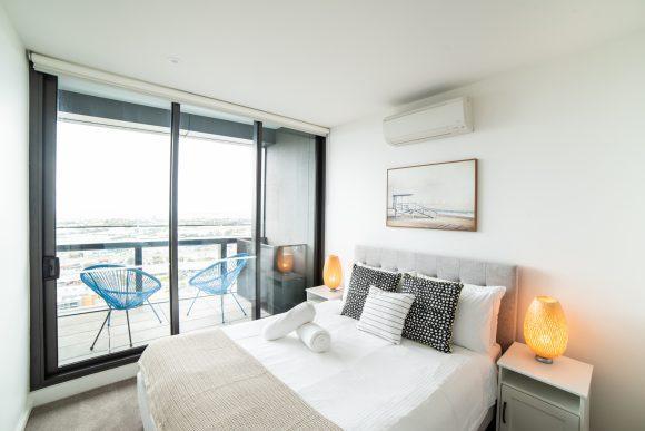 3 Bedroom / 2 Bathroom Apartments with Sea Views