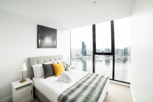 2 Bedroom / 2 Bathroom Apartments with Harbour Views