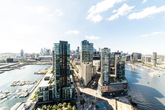 915 Collins Street Waterfront Docklands